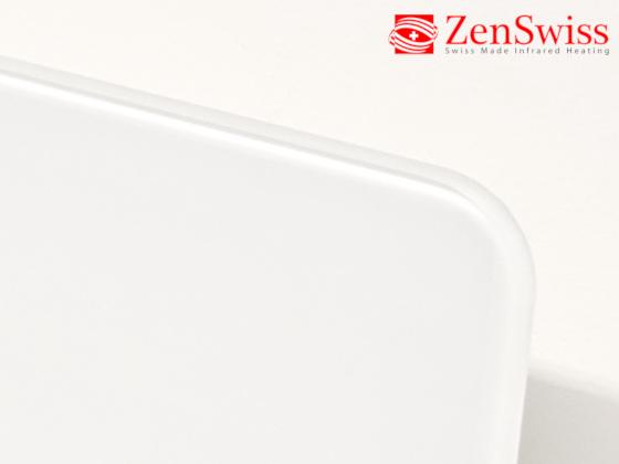 ZenSwiss furo Frontseite im Detail