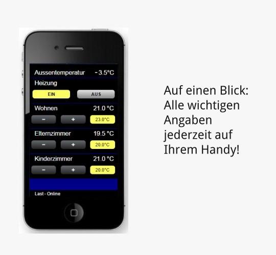 TeleButler Smartphone App