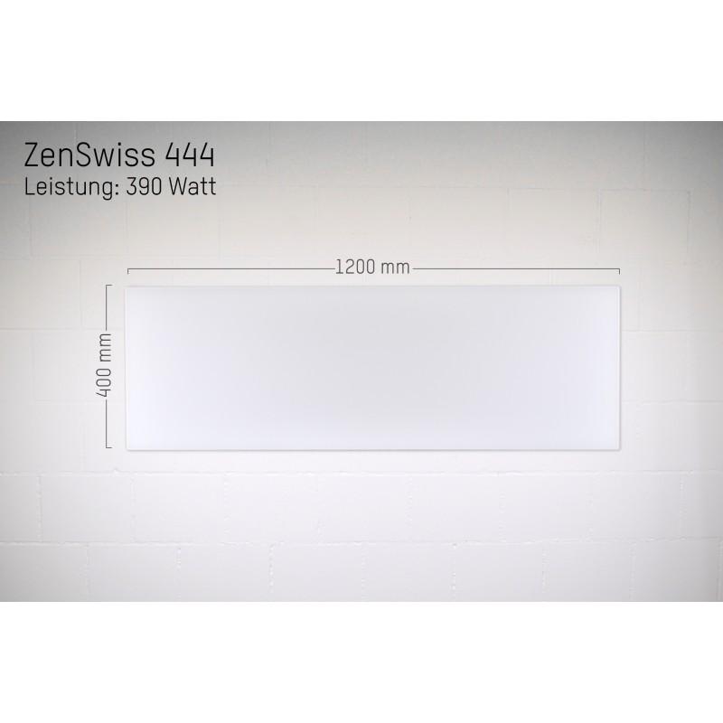 ZenSwiss Infrarotheizung 40 X 120 Cm / 390 Watt