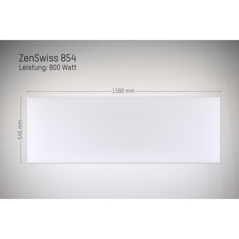 ZenSwiss Infrarotheizung 54 X 158 Cm / 800 Watt